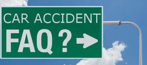 auto accident FAQ