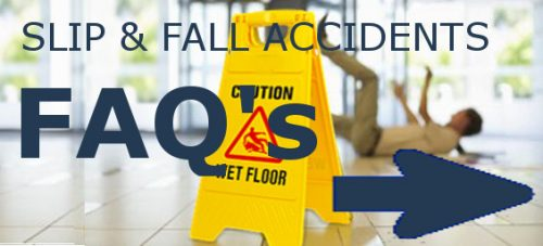 slip and fall accident FAQ